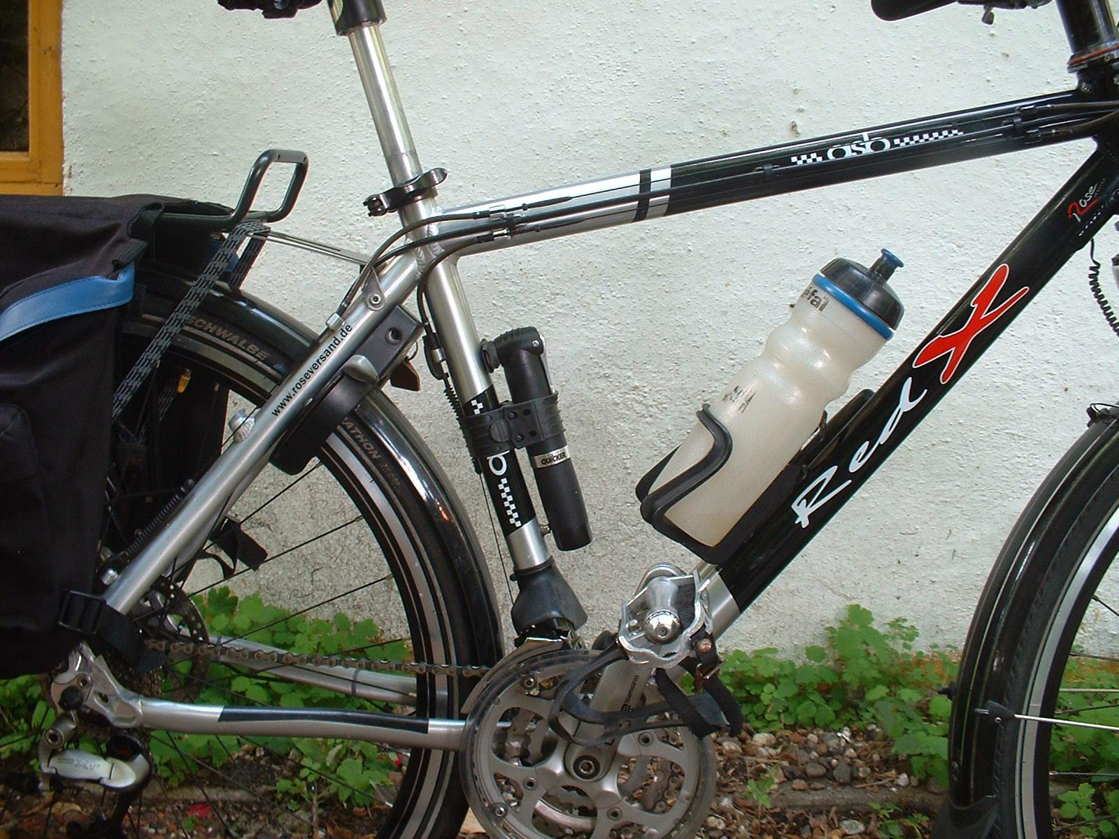 Bicycle Mini Pumps